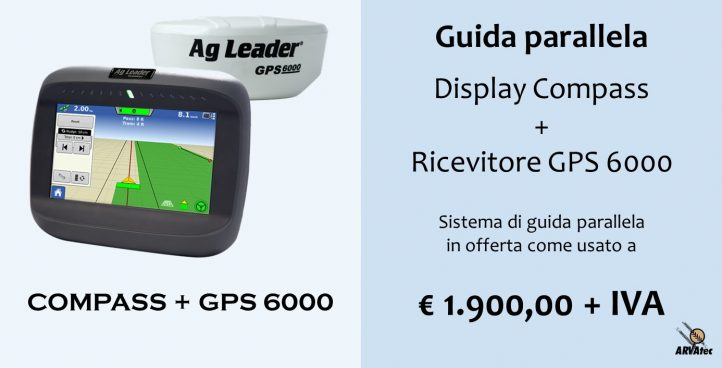 Display Compass + GPS 6000